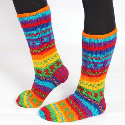 Gringo Rainbow Socks