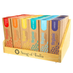 Organic Masala Incense Sticks