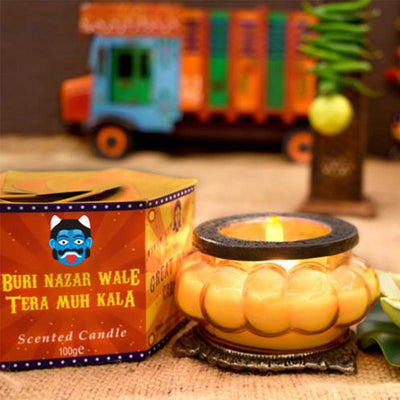 The Great Indian Caravan Scented Candle