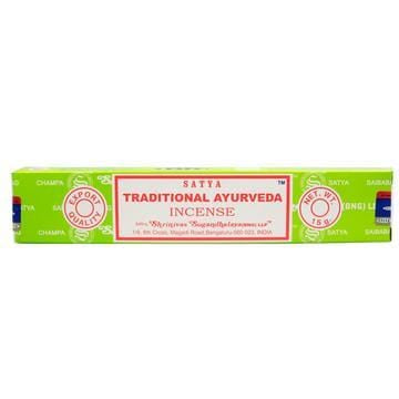 Ayurveda - Satya Incense Sticks 15g