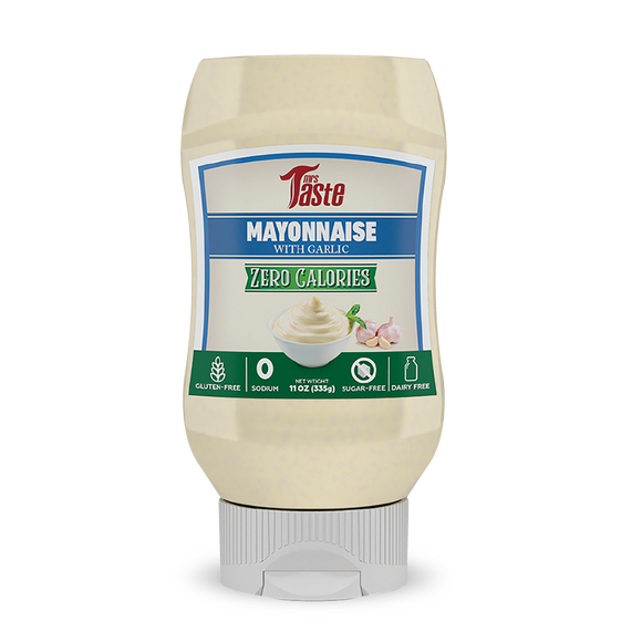 Mayonnaise with Garlic