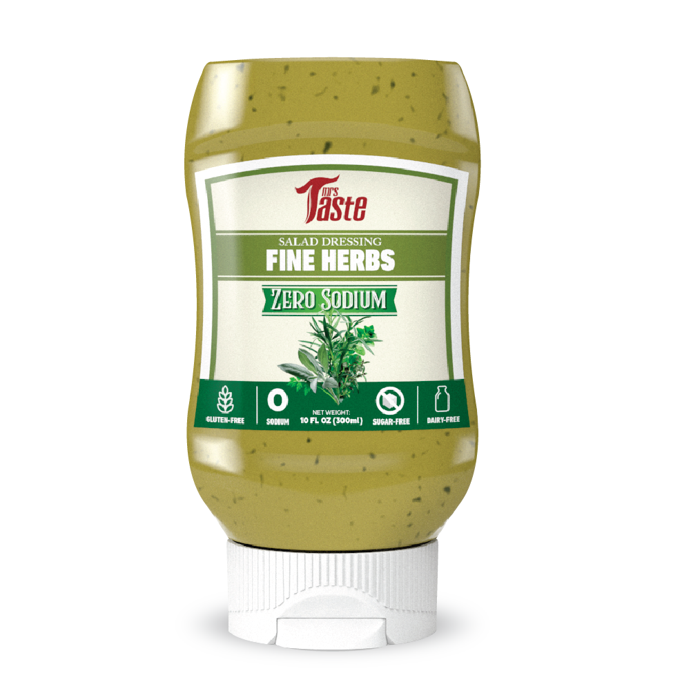 Fines Herbs Salad Dressing