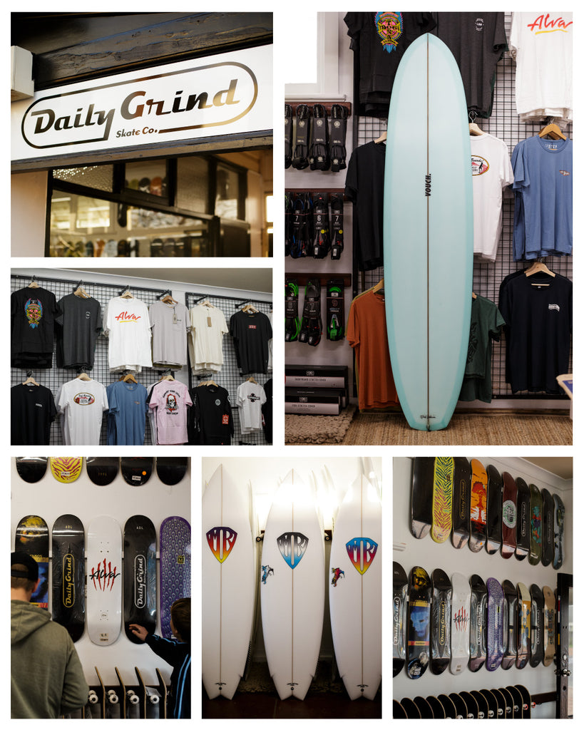 Daily Grind McLaren Vale Store Opening Monday