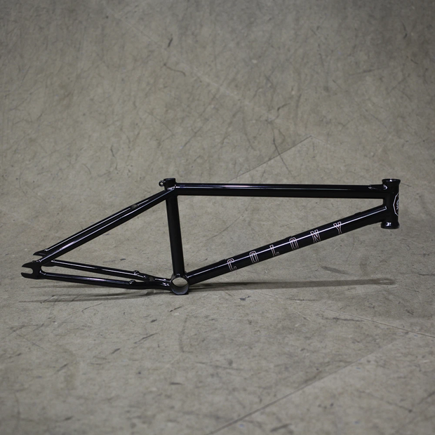"Colony Tradition 21"" Frame Gloss Black"