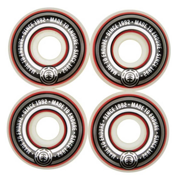 Element 25 Year Seal Wheels 52mm