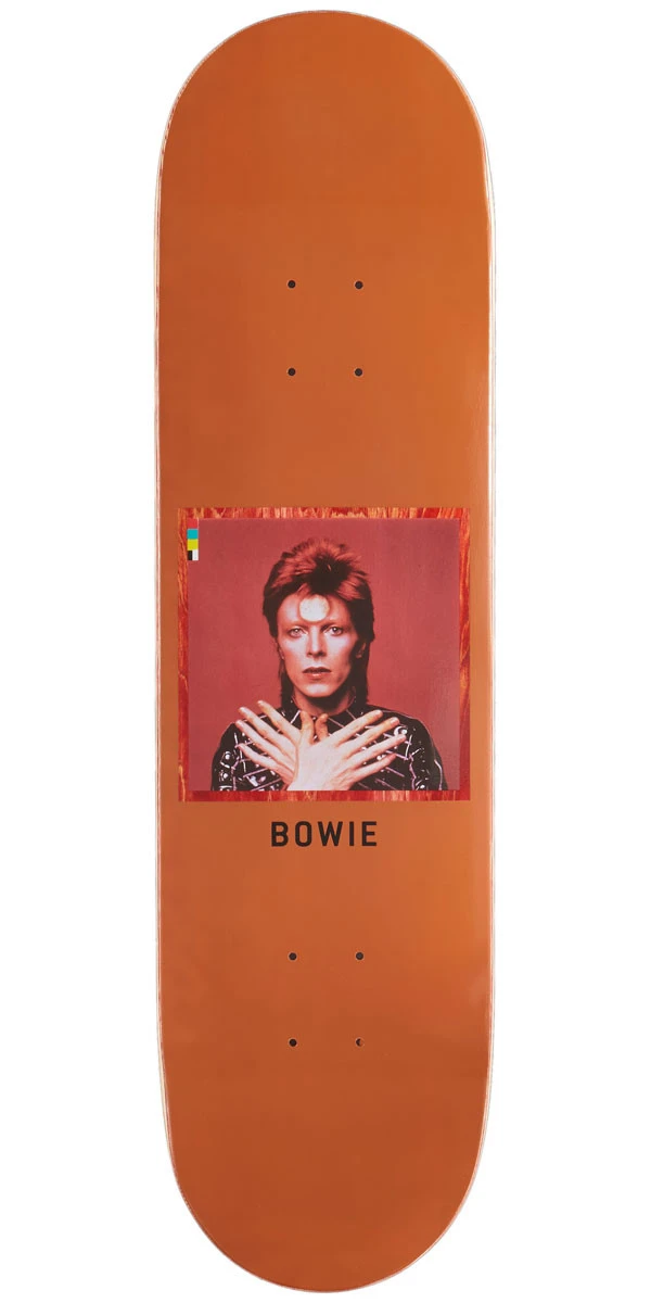 Color Bars x David Bowie Stardust Deck