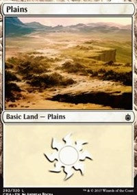 Plains (292) [Commander Anthology] | HFX Games