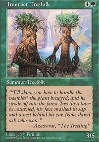 Ironroot Treefolk [Fifth Edition] | HFX Games