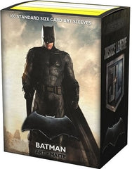 Dragon Shield Sleeves: Matte - Justice League | HFX Games