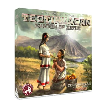 Teotihuacan: Shadow of Xitle | HFX Games