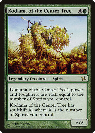 Kodama of the Center Tree [Betrayers of Kamigawa] | HFX Games