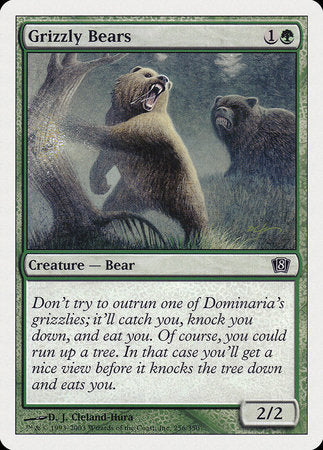 Grizzly Bears [Eighth Edition] | HFX Games