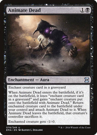Animate Dead [Eternal Masters] | HFX Games
