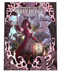 Van Richten's Guide to Ravenloft *Pre-Order* | HFX Games
