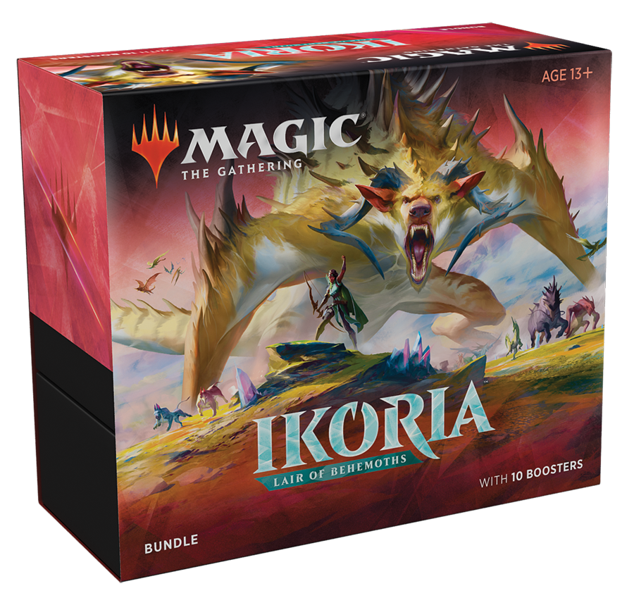 Ikoria: Lair of the Behemoths Bundle | HFX Games