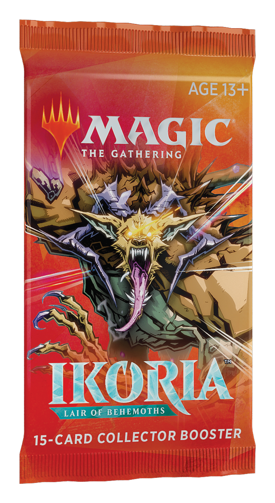 Ikoria Collector Booster - Japanese | HFX Games