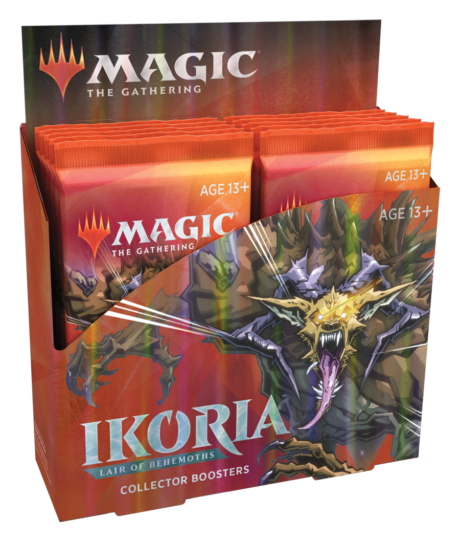 Ikoria: Lair of the Behemoths Collector Booster Box | HFX Games
