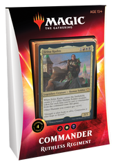 Commander 2020 | HFX Games