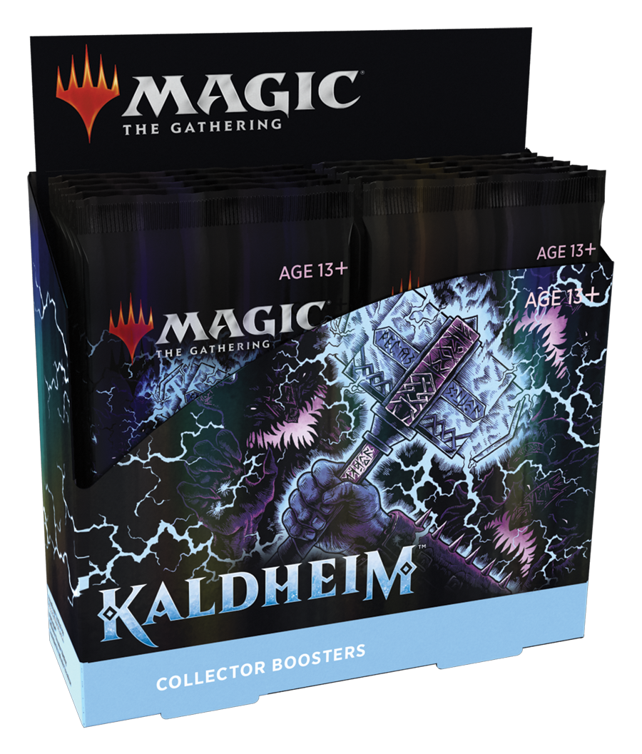Kaldheim Collector Booster Box *PreOrder* | HFX Games