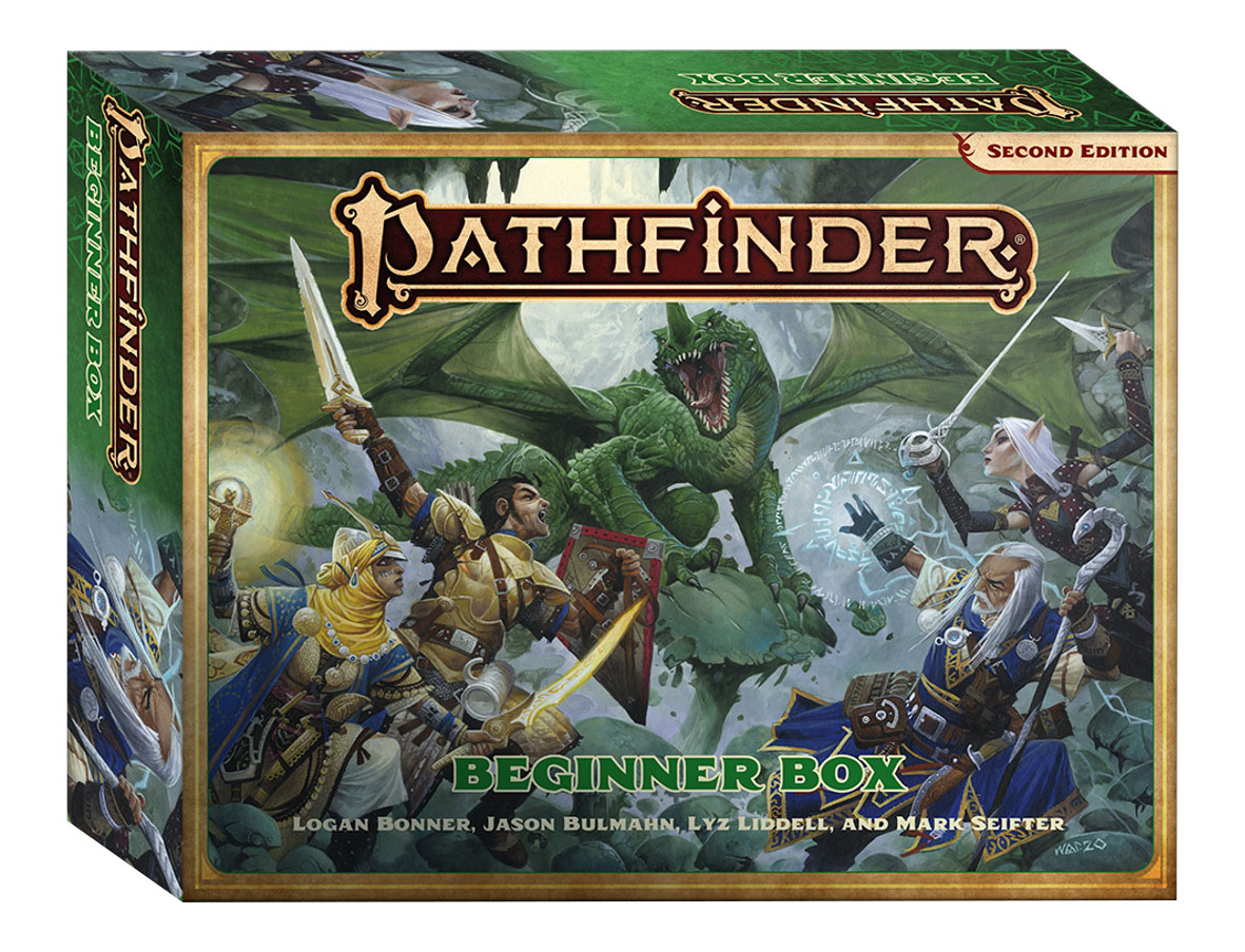 Pathfinder Second Edition Beginner Box | HFX Games