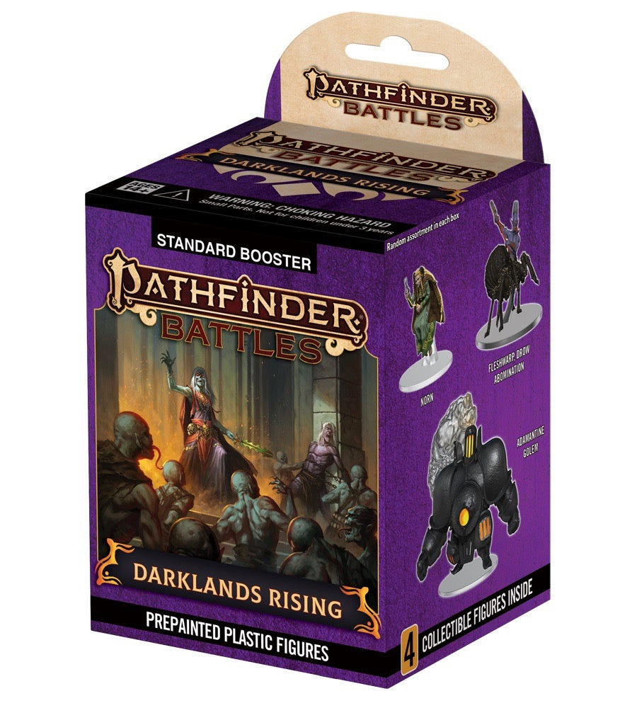 Pathfinder Battles: Darklands Rising Booster Pack | HFX Games