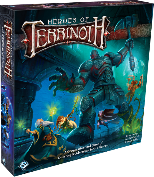 Heroes of Terrinoth | HFX Games