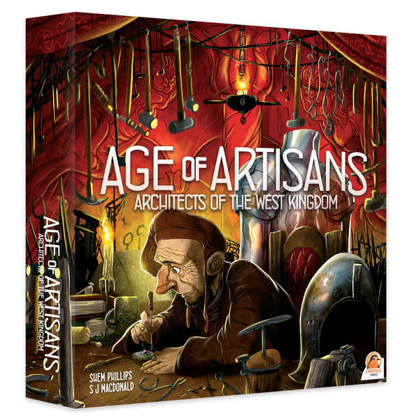 Architects of the West Kingdom: Age of Artisans | HFX Games
