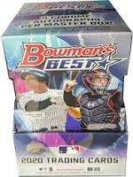 2020 BOWMAN'S BEST BASEBALL HOBBY BOX | HFX Games