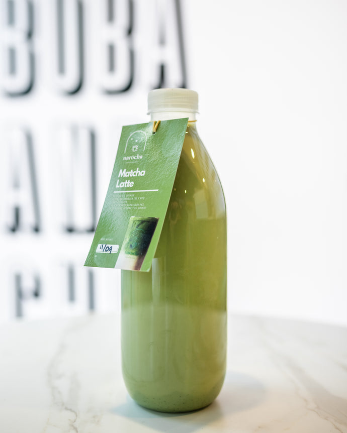 Matcha Latte - Home Bottle