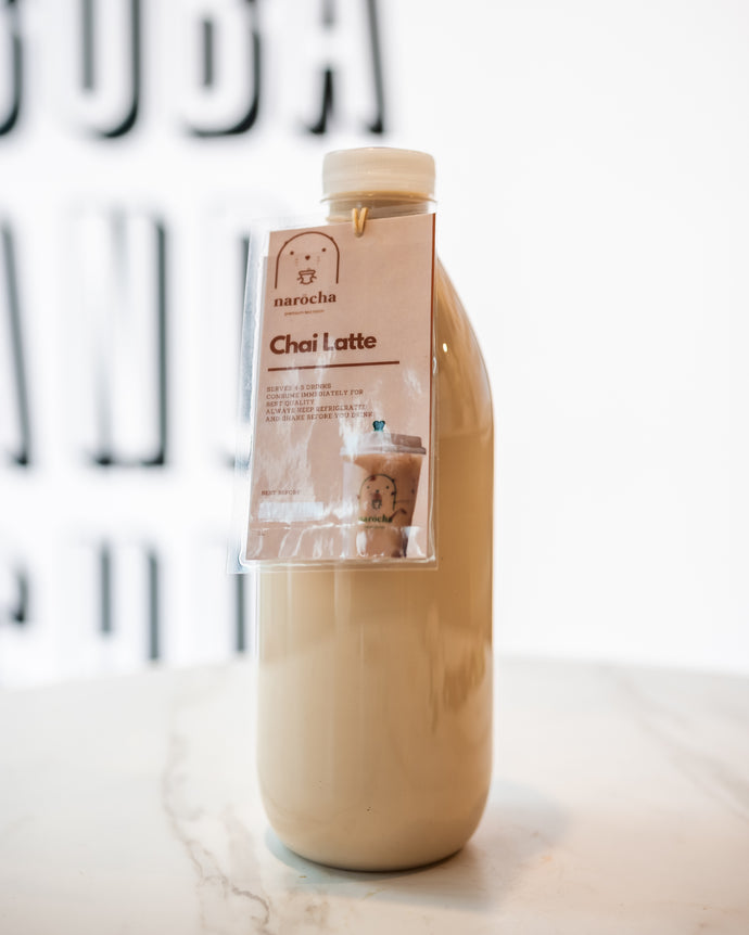 Chai Latte - Home Bottle