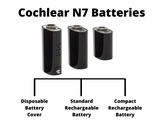 Cochlear Compact Rechargeable Battery Module