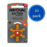Rayovac Extra Advanced 13 Battery