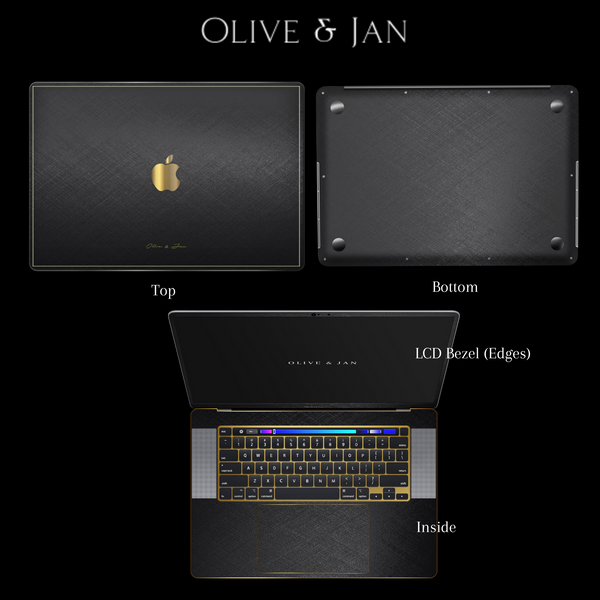Olive & Jan Cover Areas