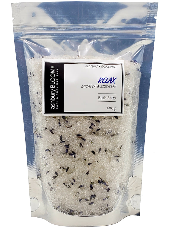 Ashbury Bloom Bath Salts