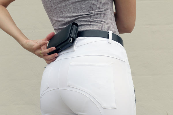 The Ultimate Equestrian Phone Pouch