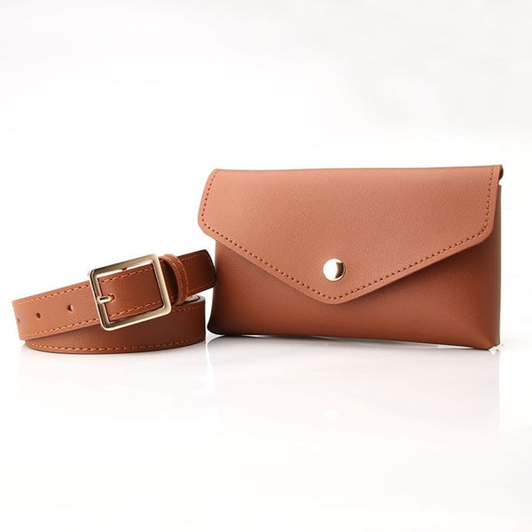 The Classic 2.0 Equestrian Belt Bag - Brown