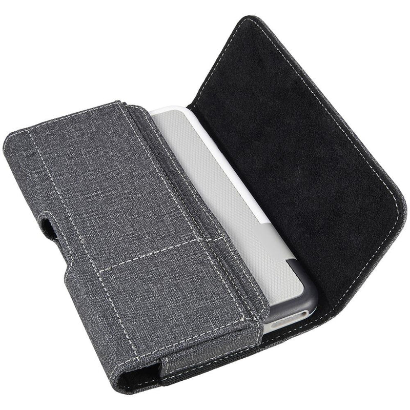 The Ultimate Equestrian Phone Pouch - Denim Style