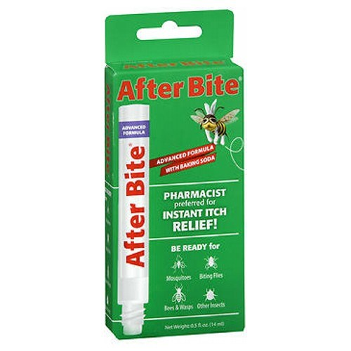 AFTER BITE INSTANT ITCH RELIEF, ADVANCED FORMULA WITH BAKING SODA (14ml)