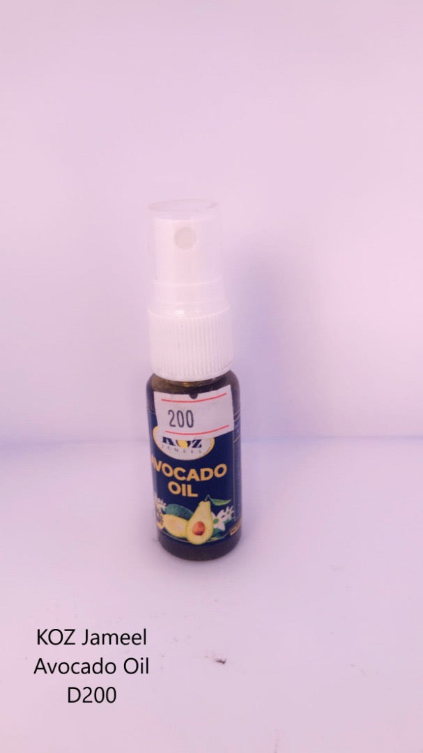 AVOCADO OIL ''20ML''