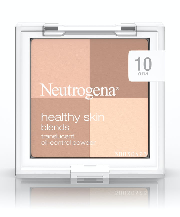 NEUTROGENA HEALTHY SKIN BLENDS, TRANSLUCENT OIL-CONTROL POWDER (8.48g)