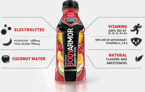 BODY ARMOR LYTE SUPERDRINK, BERRY PUNCH (473ml)