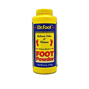 DR FOOT'S FOOT POWDER (170g)