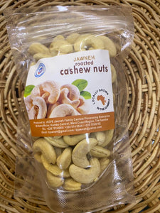 JAWNEH ROASTED CASHEW NUTS