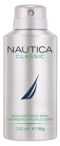 NAUTICA CLASSIC DEODORANT BODY SPRAY (150ml)