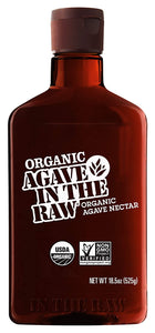 ORGANIC AGAVE IN THE RAW ORGANIC AGAVE NECTAR (525g)