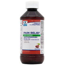Load image into Gallery viewer, QC PAIN RELIEF EXTRA STRENGTH ACETAMINOPHEN (237ml)