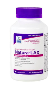 QC NATURA-LAX OSMOTIC LAXATIVE - 14 ONCE DAILY DOSES (238g)