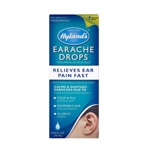 HYLANDS EARACHE DROPS (10ml)