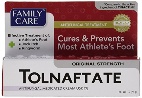 FAMILY CARE TOLNAFTATE MEDICATED ANTIFUNGAL TREATMENT CREAM (28g)