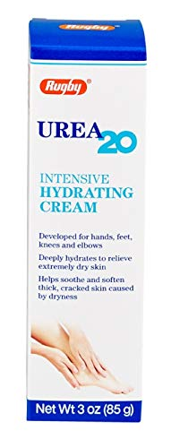 RUGBY UREA 20 INTENSIVE HYDRATING CREAM  (85g)